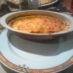 les fameuses lasagnes à 8,80 euros servies telles quelles
