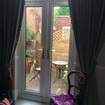 Garden Room- private patio