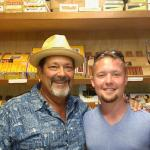Havana Bob was great at helping me pick the best Cubans for me. . . Very knowledgeable and great