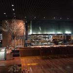 C'S STEAK AND SEAFOOD RESTAURANT INTERIOR (Grand Hyatt Hotel)