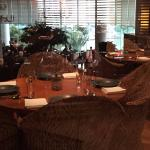 C'S STEAK AND SEAFOOD RESTAURANT TABLE(Grand Hyatt Hotel)