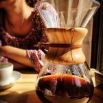 Best Café for me in a Long Time! We had chemex filter coffee and there are many other kinds. Gre