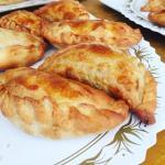 Empanadas chilenas😋😋😋😋