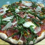 Wood Oven Gourmet Pizza