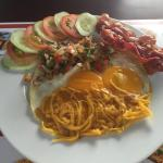 Mexican breakfast option