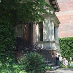 Cafe im Literaturhause Foto