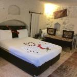 Foto de Ortahisar Cave Hotel