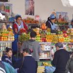 Marché de Sucre