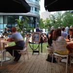 Oasis of green in a City Centre location (Spinningfields)