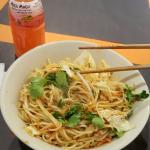 Excellent Resto Thai avec vrai cuisto thai !!!