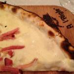 la tarte flambée (la meilleure!)