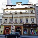 Hotel U Dvou Zlatych Klicu Foto