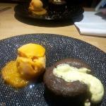 Truffes, pata negra, & côtes Rotie 😎