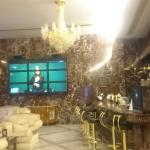 Eingangsbereich mit Bar