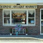 Colonial Antique Market