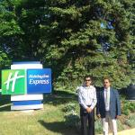 Holiday Inn Express Toronto East Foto