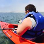 Fun Paddle to the Sandspit