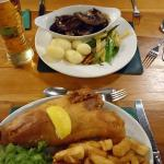 Lamb Chops in a Balsamic Glaze - Fish 'n' Chips