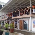 The Octopus Garden Restaurant, Portobelo, Panama
