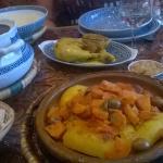 Tajuine berbère