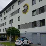 B&B Hotel Stuttgart-Vaihingen Foto