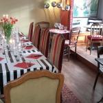 La Maison Tartines, Vins & Jardin