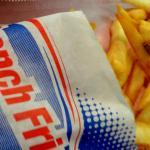 French Fries - broken