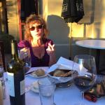 Wonderful lunch or dinners on the Patio in Scottsdale, AZ