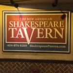 The Shakespeare Tavern