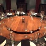 Chefs Table, private dining
