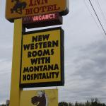 Foto de Livingston Inn Motel