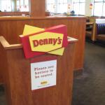 Bild från Denny's