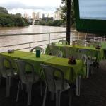 Vista do restaurante