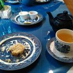 Foto de Blue Willow Tea Room