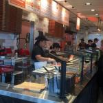 Blaze Pizza recently opened in manning crossing. Fast and friendly service. It is reasonably pri