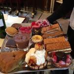 Cafe Les Deux Magots Photo