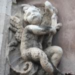 Ангелочки ждут- не дождутся реставрации.
