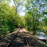 Along the Red Clay Creek with Rail Explorers