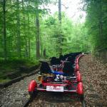 Rail Explorers line up
