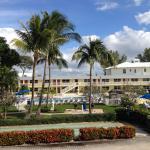 Neptune Resort grounds