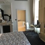 Great rooms in W hotel at Opera