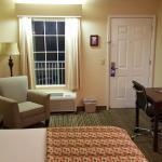 Room # 207 very nice.