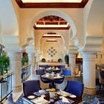The Rotisserie Dining Room, Arabian Court, One&Only Royal Mirage, Dubai