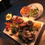 New menu at ship wrecked from our new award wining chef come try some new cuisine look forward t