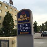 BEST WESTERN Hotel Airvenice Foto