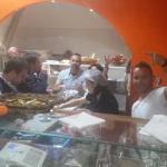 Amici's pizzeria Foto