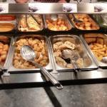 starters buffet