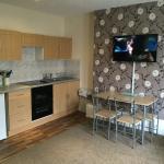 Flat 1 kitchen ground floor