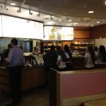 Paneras's Bread - ordering line