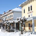 Hôtel Beau Site en hiver